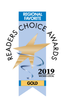 readers choice gold 2019